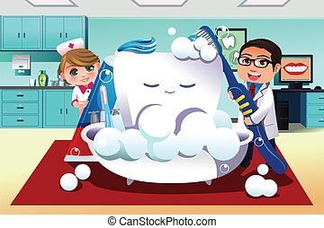Concept of dental hygiene