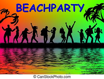 Partido, praia