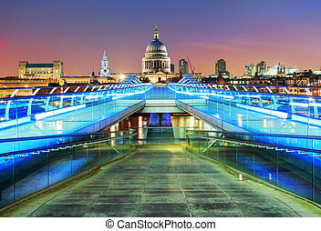 London St Paul Cathedral, UK