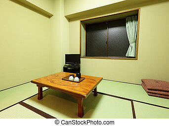 Traditional Japanese tatami