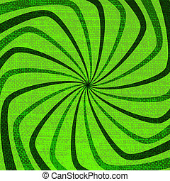 Background Green Roundabout - Roundabout Background with...