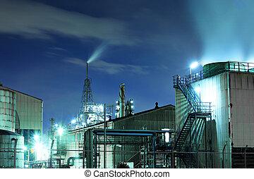 predios,  Industrial