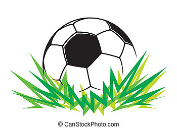 Soccer ball - Vector illustration of the Soccer ball