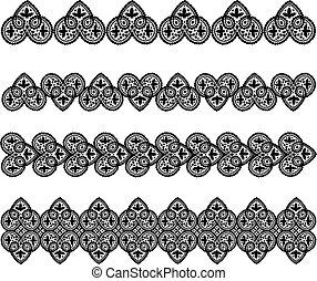 Set lace