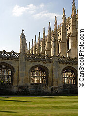 Cambridge Church - Cambridge University