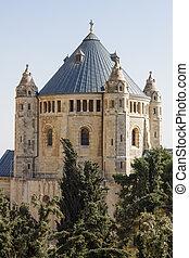 Abbey of the Dormition - Jerusalem - Beautiful photo Abbey...