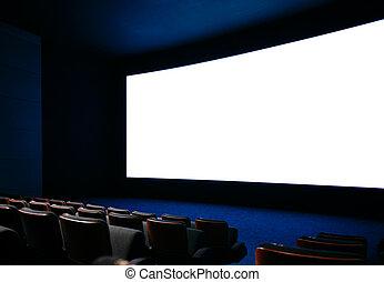 Cinema auditorium