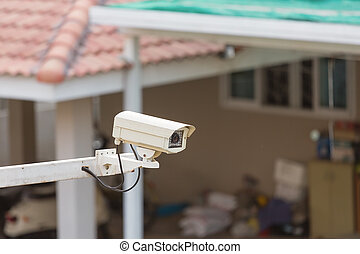 Security Camera - Security Camera was installed in the...