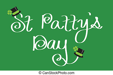 St Patricks Day - Happy St Patricks Pattys Day