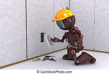 Android electrical contractor