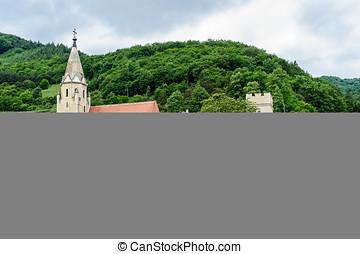 Old Church in Lower Austria