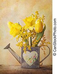primavera, fiori
