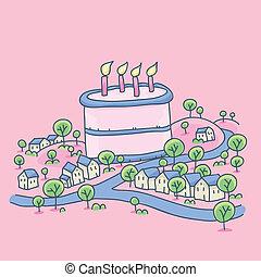 Cake Town