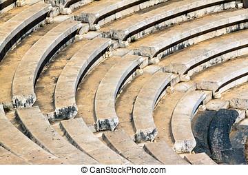 Ancient Theatre seats