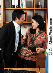 affair in office