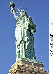 Liberty Statue in New York