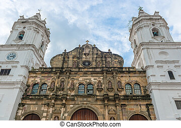 Metropolitan Cathedral Casco Viejo, Panama city