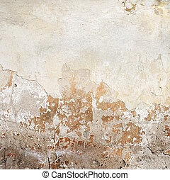 weathered brick wall background - weathered stucco brick...