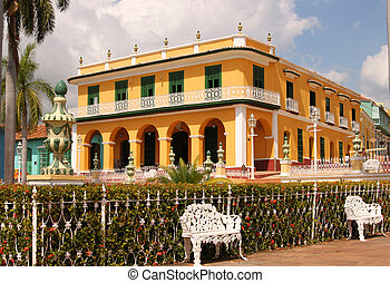 Trinidad, Cuba architecture - Beautiful Colonial...