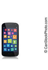 Smartphone Internet Apps