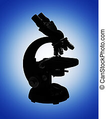 Microscope, isolated