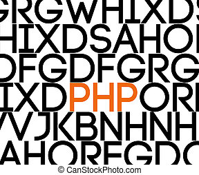 php in Text