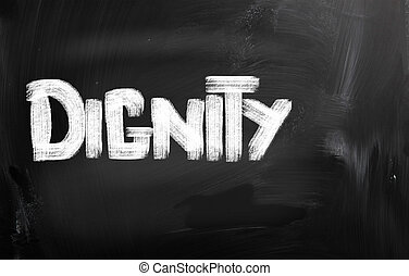 Dignity Concept