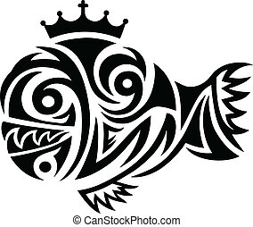 Fish tribal