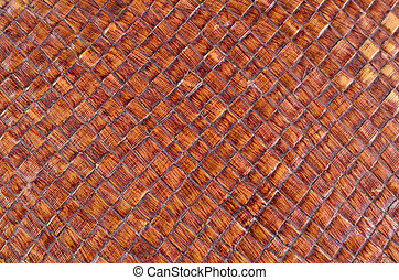 Scaled leather background - Full frame take of scaled...