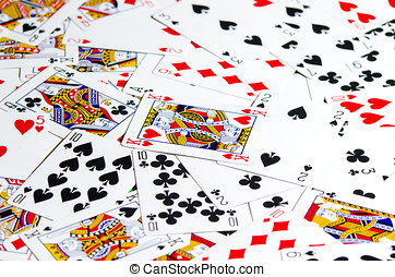 Card casino game top views