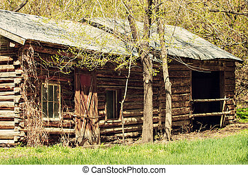 Old Mountain Cabin - Mountain cabin