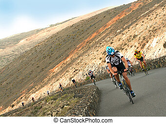 Ironman, Lanzarote, 2008, Triatlon