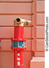 Water supply point  - Water supply point