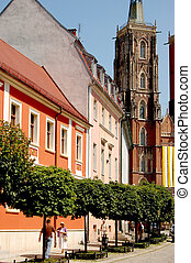 Southern Polands historical city - Wonderful city of Wroclaw...