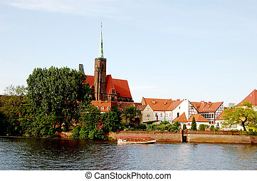Historical city of Wroclaw - Wonderful city of Wroclaw