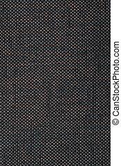 Grey fabric texture - Closeup detail of grey fabric texture...