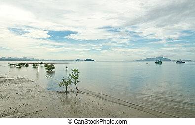 Pakmeng Beach,Trang Thailand