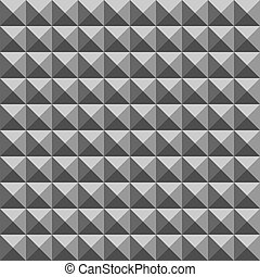Triangle seamless pattern - Triangle grey seamless pattern...