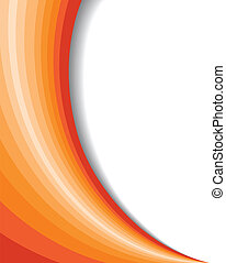Abstract brochure background - This image is a vector file...