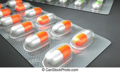 Capsule blister pack