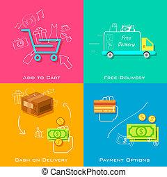 e commerce concept