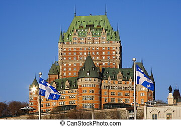 Quebec City tourist attraction - The most famous tourist...