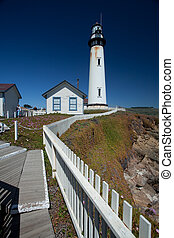 Pigeon Point Lighthouse - Pigeon Point Light Station or...