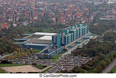 Clinical hospital Dubrava in Zagreb - Clinical hospital...