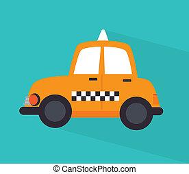taxi cab design