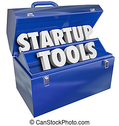 Startup Tools Toolbox Tips Advice Information Instructions -...