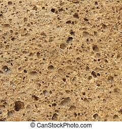 texture of pumice stone background