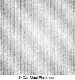 Canvas texture with stripes - Canvas Gray texture with White...