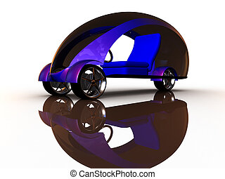 Concept of motor vehicles