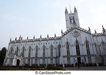 St Paul's Cathadral, Kolkata
